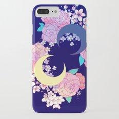 Floral Moon iPhone 7 Plus Slim Case