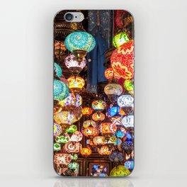 Granada Lamps iPhone Skin