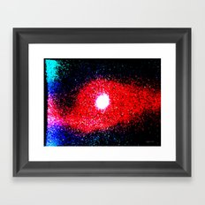 Just One of Those Nights Framed Art Print