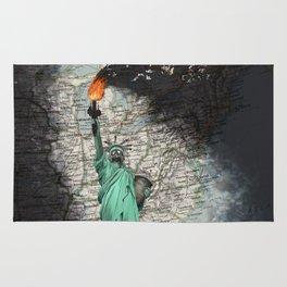 liberty oil Rug