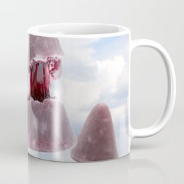 This pyramidal cuberdons Coffee Mug