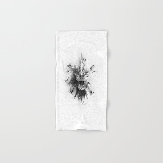 STONE LION Hand & Bath Towel