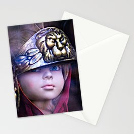 Mannequin Roman Gladiator Centurion Stationery Cards