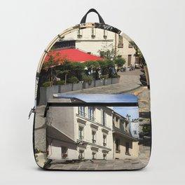 Paris, France Backpack