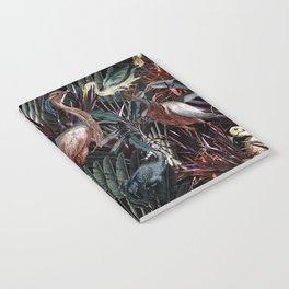 Floral and Birds XXXVIII Notebook