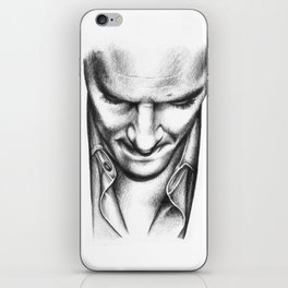 Benedict Cumberbatch 2 iPhone Skin