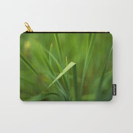 Green Splash No. 1 Carry-All Pouch