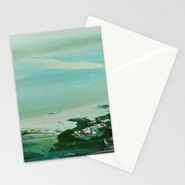 Emerald Shores 2 Stationery Cards