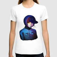 manga T-shirts featuring Manga by IOSQ