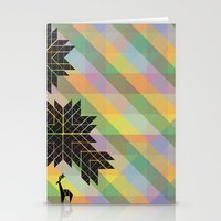 safari Stationery Cards featuring Safari by Kelsey Leach