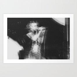 PVRIS. Art Print