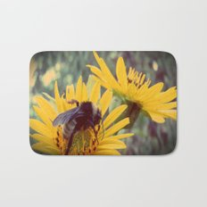 The Beez Knees Bath Mat