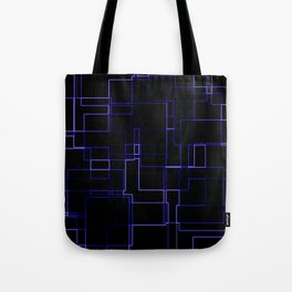 Neon is the Future Tote Bag