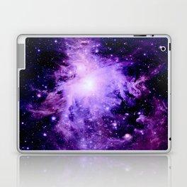 Orion nebUla. : Purple Galaxy Laptop & iPad Skin