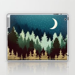 Star Forest Reflection Laptop & iPad Skin