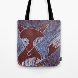 Rainforest Fox Tote Bag