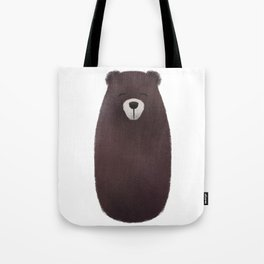 Bear Nursery Art Tote Bag
