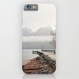 Glenorchy Jetty iPhone Case