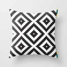 IKEA LAPPLJUNG RUTA Rug Pattern Throw Pillow