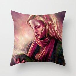 Highly Logical Throw Pillow