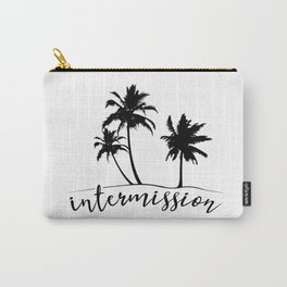 Intermission - On Holiday with Palm Trees Carry-All Pouch