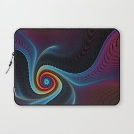 Dark sea of me Laptop Sleeve