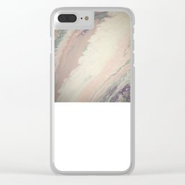 Faeries Made Me Do It Clear iPhone Case