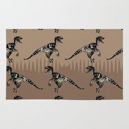 ChocoPaleo: Velociraptor Rug