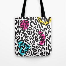 looking glass Tote Bag