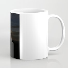 Sunrise over Monument Valley East & West Mitten Buttes Coffee Mug