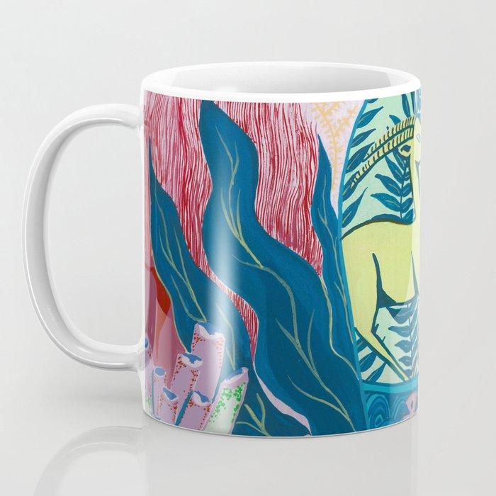 Lilies Coffee Mug