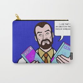 Doctor Krieger Lichtenstein Carry-All Pouch