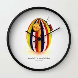 MADE IN MADEIRA - Just For Fun Wall Clock