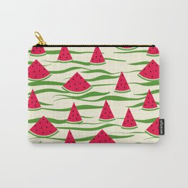 Juicy slices of watermelon Carry-All Pouch