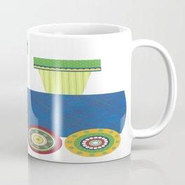 Kids Train Engine Coffee Mug