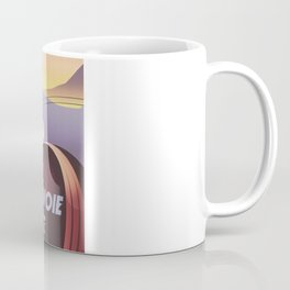 Savoy France train poster Coffee Mug