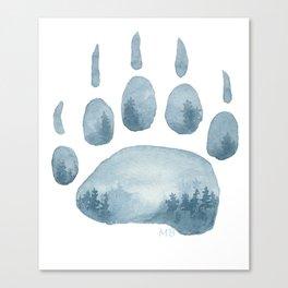 Misty Mountain Hop Canvas Print