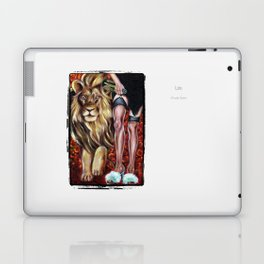 12 sign series - Leo Laptop & iPad Skin