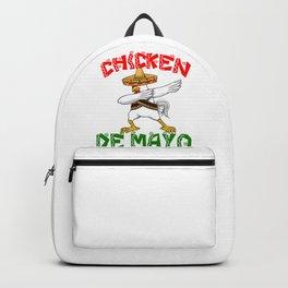 Chicken De Mayo Backpack