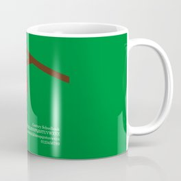 APPLE - FontLove Coffee Mug