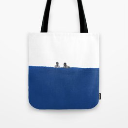 Cool in the Pool Tote Bag