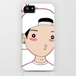 WANG iPhone Case
