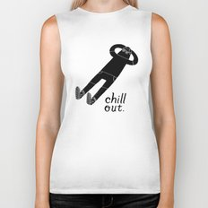 Chill Out Biker Tank