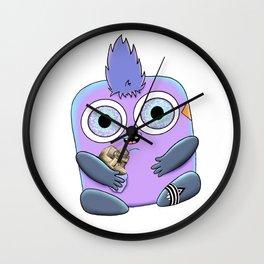 WWP Characters: Bear the Lumimi Wall Clock