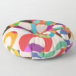 Loop Hoop Floor Pillow