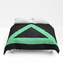 (TRIANGLE) Comforters