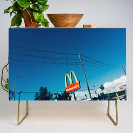 FOR THE BIRDS Credenza