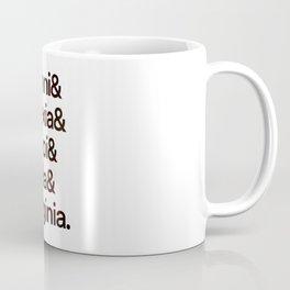Spain women soccer team Coffee Mug