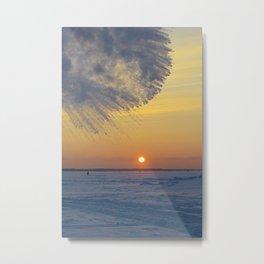 climatic phenomenon Metal Print