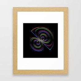 THE KNOT Framed Art Print